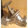 Клапан титановый ф80