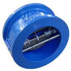 Клапан обратный межфланцевый поворотный Ø 50 - 200